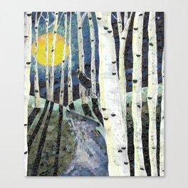"""Wolf Creek"" Canvas Print"