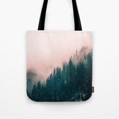 Pink Haze Tote Bag