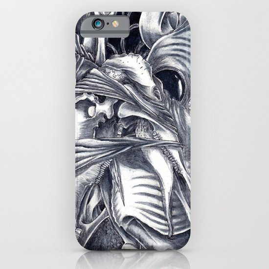 Only in Our Nightmares iPhone & iPod Case
