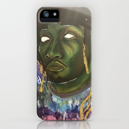 Futuristic iPhone Case