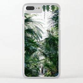 IN THE JUNGLE #2 Clear iPhone Case