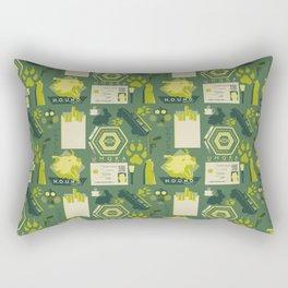 The Hounds of Baskerville Rectangular Pillow