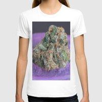 medical T-shirts featuring Jenny's Kush Medical Marijuana by BudProducts.us