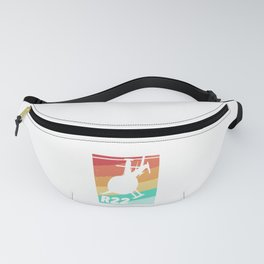 R22 For Pilots Perfect Ride Flying Chopper Fanny Pack