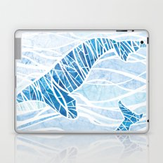 Two Whales Laptop & iPad Skin