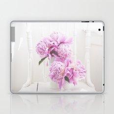Peonies In Pink Laptop & iPad Skin