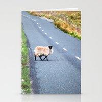 irish Stationery Cards featuring Irish Sheep  by GF Fine Art Photography