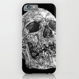 Cranium B BL iPhone Case