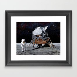Orion is finally here Framed Art Print
