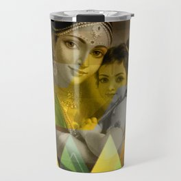 Yashoda's kanha Travel Mug