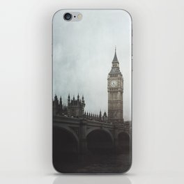 Moody London Vibes iPhone Skin