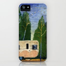 House Under the Stars iPhone Case