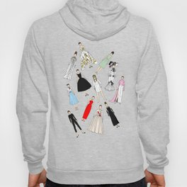 Audrey Fashion (Scattered) Hoody