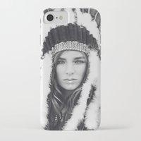 navajo iPhone & iPod Cases featuring Navajo by Jamie de Leeuw