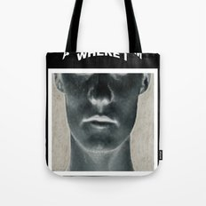 My head is a dark room, where I develop negatives. Tote Bag