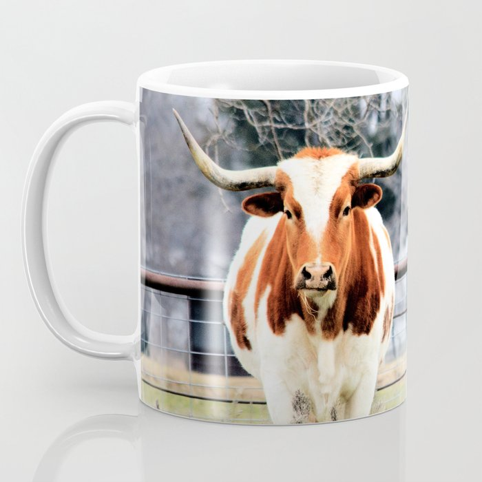 Texas Longhorn Morning Coffee Mug