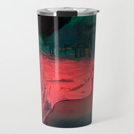 View in the sky Travel Mug