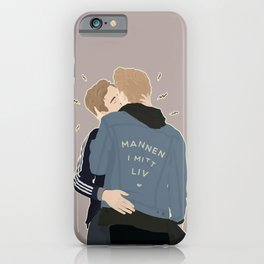 MANNEN I MITT LIV iPhone Case