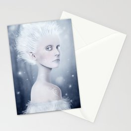 The Spirit of Winter Stationery Cards