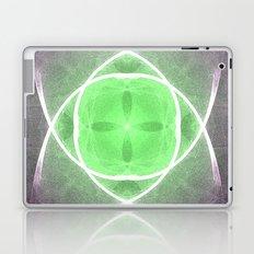 Lilac and Green Laptop & iPad Skin