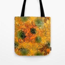 floral mix Tote Bag