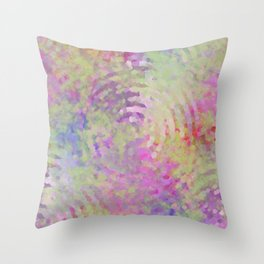 EARTHQUAKES Throw Pillow
