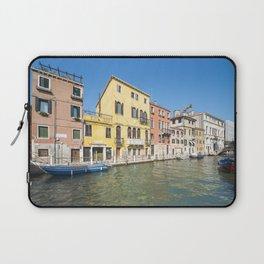 Venitian street Laptop Sleeve