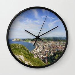 Llandudno - Great Orme Wall Clock