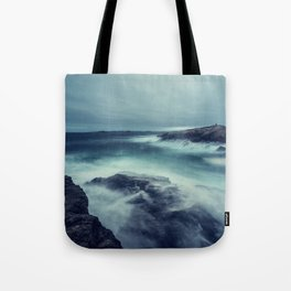 Distant Cairn Tote Bag