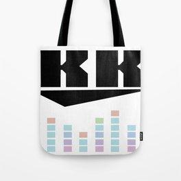 DJ KK v3 Tote Bag
