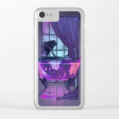 Corrsion Clear iPhone Case