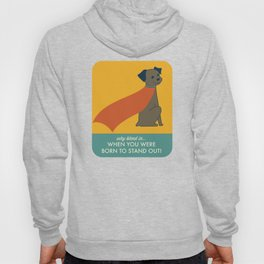 Why Blend in When You Were Born to Stand Out Hoody