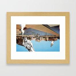 Nec Plus Ultra Framed Art Print