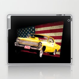 Chevy Nova 67 Laptop & iPad Skin