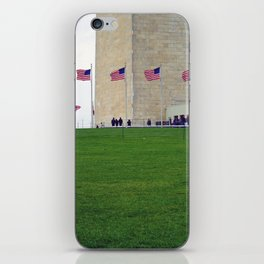 Washington Monument iPhone Skin