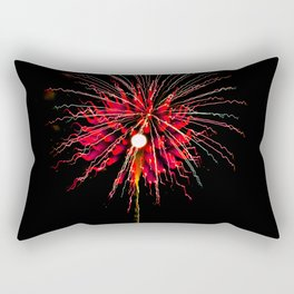Flora. Rectangular Pillow