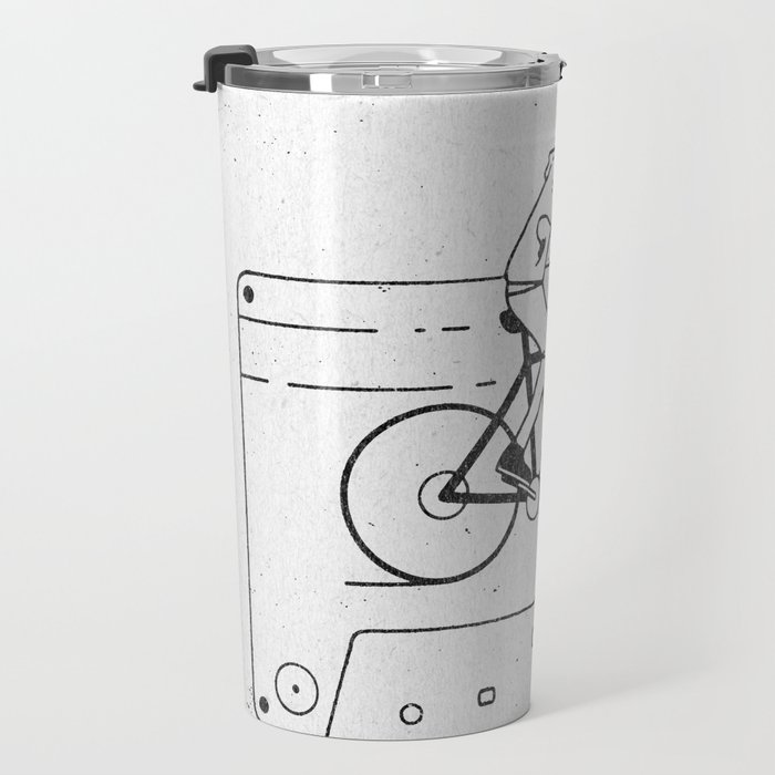 Welcome to Your Tape (Alternate Version) Travel Mug