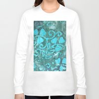 clover Long Sleeve T-shirts featuring Clover by ALICE-CAT
