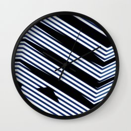 Nikkei Added Value Wall Clock