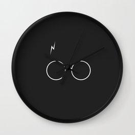 Scar Boy Wall Clock