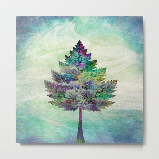 The Magical Tree Metal Print