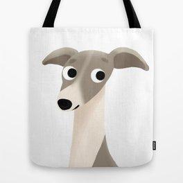 Greyhound - Cute Dog Series Tote Bag