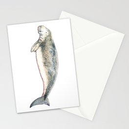 Dugong Stationery Cards