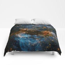 Galaxy Storm Comforters