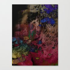 Destroyed Canvas Print