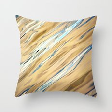 River Waters II Throw Pillow