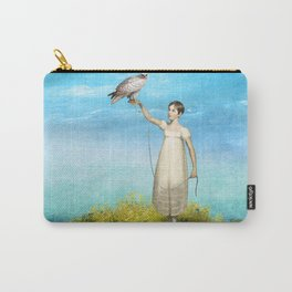 My Little Friend Carry-All Pouch