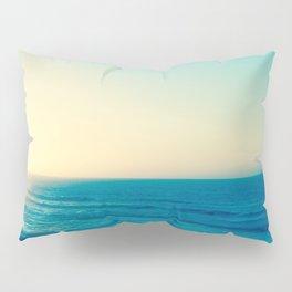 Blue Romance Pillow Sham