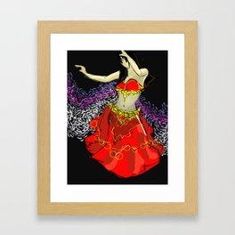 My Leah Framed Art Print