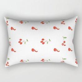 Rambutan - Singapore Tropical Fruits Series Rectangular Pillow